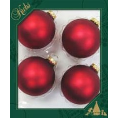 Christmas by Krebs ornaments